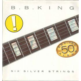 B.B. King Lp Vinile Six Silver Strings / MCA Records Sigillato 0022925232618