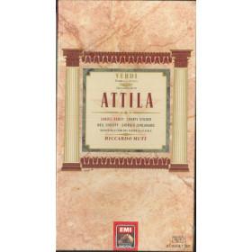 Verdi, Muti, Studer, Ramey, Shicoff, Zancanaro 2x MC7 Attila Sigillata 7499524