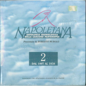 Roberto Murolo 4x MC7 Napoletana - Antologia 2 Dal 1897 Al 1938 / Sigillata