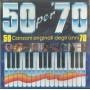 AA.VV 3x MC7 50 per 70 50 Canzoni Originali Degli 70 / LSM 2015 Sigillata