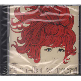 Ornella Vanoni CD Ornella Vanoni (Omonimo Same ) Nuovo Sigillato 0743216643127
