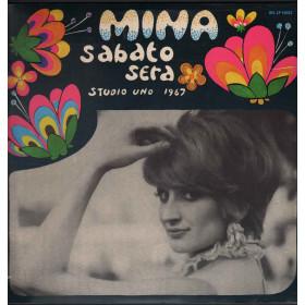 Mina Lp Vinile Sabato Sera Studio Uno 1967 / Rifi RFL LP 14023 Nuovo