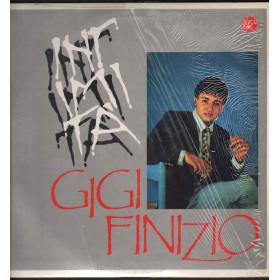 Gigi Finizio Lp Vinile Intimita' / Visco Disc VS 7075 Sigillato
