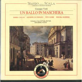 Coro Del Teatro Alla Scala, Verdi, Callas, 3x MC7 Un Ballo In Maschera Nuova