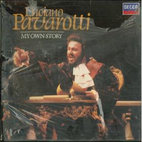 Luciano Pavarotti 2x MC7 My Own Story / K253K 22 Sigillata