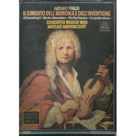 Antonio Vivaldi 2x MC7 Il Cimento Dell'Armonia E Dell'Inventione / Nuova