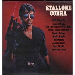 AA.VV. ‎‎Lp Vinile Cobra Original Motion Picture Soundtrack / Scotti Bros Nuovo