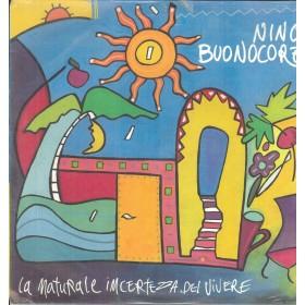 Nino Buonocore Lp Vinile La Naturale Incertezza Del Vivere / EMI Sigillato