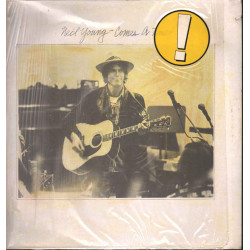 Neil Young ‎Lp Vinile Comes A Time / Reprise Records REP 54 099 Sigllato