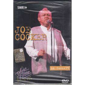Joe Cocker DVD Joe Cocker In Concert Sigillato 0707787650175
