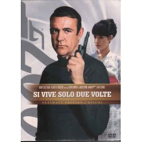 007 Si Vive Solo Due Volte Ultimate Ed 2 DVD Sean Connery / MGM Fox Sigillato