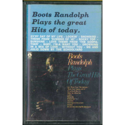 Boots Randolph MC7 Plays The Great Hits Of Today / Monument RMS 86167 Nuova