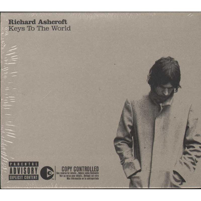 Richard Ashcroft  CD + DVD Keys To The World Nuovo Sigillato  0094635038125
