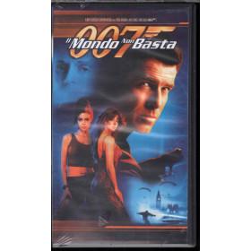 Agente 007 Il Mondo Non Basta VHS Pierce Brosnan / Apted Michael