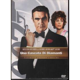 007 Una Cascata Di Diamanti Ultimate Ed 2 DVD Sean Connery / MGM Fox Sigillato