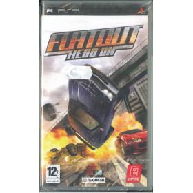 Flatout Head On Videogioco PSP / Atari Sigillato 5017783025446