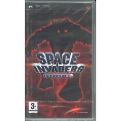 Space Invaders Evolution Videogioco PSP / Atari Sigillato 5060102950035