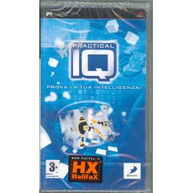 Practical IQ 2 Prova La Tua Intelligenza Videogioco PSP Halifax Sigillato