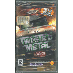 Twisted Metal Videogioco PSP Sony Sigillato 0711719179511