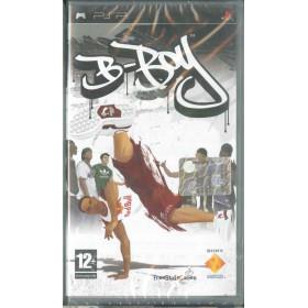 B-Boy Videogioco PSP Sony Sigillato 0711719621478