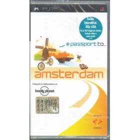 Passport to Amsterdam Videogioco PSP Sony Sigillato 0711719688075