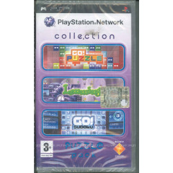 PSN Collection Puzzle Videogioco PSP Sony Sigillato 0711719747550