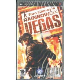 Rainbow Six Vegas Videogioco PSP Ubisoft Sigillato 3307210229526