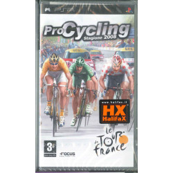 Pro Cycling Tour De France 08 Videogioco PSP Halifax Sigillato 3512289014861