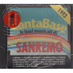 Canta base  CD Le basi musicali di Sanremo Nuovo Sigillato