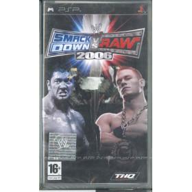 WWE Smackdown Vs Raw 2006 Videogioco PSP THQ Sigillato 4005209068383