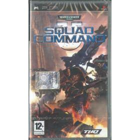 Warhammer 40K Squad Command Videogioco PSP THQ Sigillato
