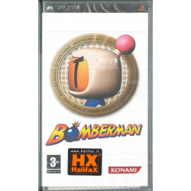 Bomberman Videogioco PSP Konami Sigillato 4012927061725