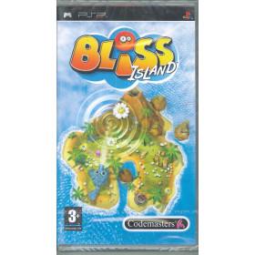 Bliss Island Videogioco PSP Codemasters Halifax Sigillato 5024866332155