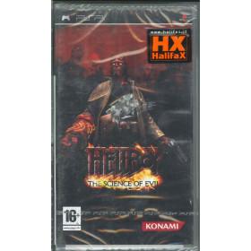 Hellboy Videogioco PSP Konami Sigillato 4012927062517