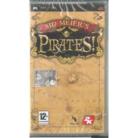 Sid Meier's Pirates Videogioco PSP 2K Games Sigillato 5026555280709