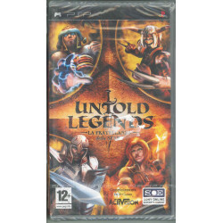 Untold Legends Brotherhood of the Blade Videogioco PSP Activision Sigillato