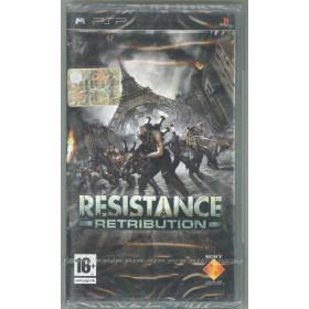 Resistance Retribution Videogioco PSP Sony Sigillato 0711719142942