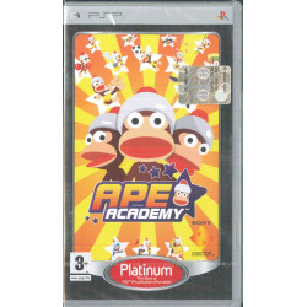 Ape Academy Platinum Videogioco PSP Sony Sigillato 0711719181149
