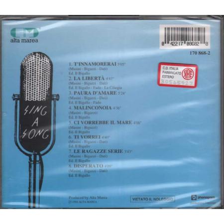 Basi musicali CD Marco Masini vol.1 Nuovo Sigillato