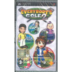 Everybody's Golf 2 Videogioco PSP Sony Sigillato 0711719985853