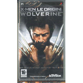 X-Men Le Origini Wolverine Videogioco PSP Activision 5030917065835