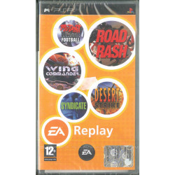 Replay Videogioco PSP Electronics Arts Sigillato 5030947053192