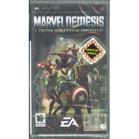 Marvel Nemesis L'Ascesa degli Imperfetti PSP Electronics Arts Sigillato