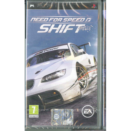 Need For Speed Shift Videogioco PSP Electronics Arts Sigillato 5030947074098