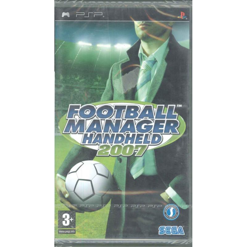 Football Manager 2007 Videogioco PSP Sega Sigillato 5060004769957