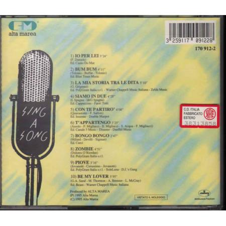 Basi musicali  CD I successi del 1995 vol.2 Nuovo 3259117091228