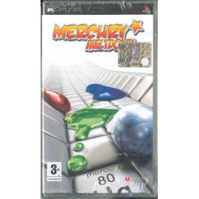 Mercury 2 Meltdown Videogioco PSP Sony Sigillato 5060050944322