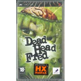 Dead Head Fred Videogioco PSP D3Publisher Sigillato 5060125480892