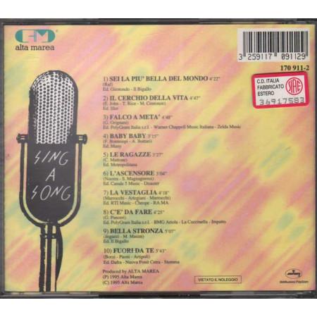 Basi musicali  CD I successi del 1995 vol.1 Nuovo NON Sigillato