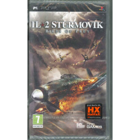 IL 2 Sturmovik Birds Of Prey Videogioco PSP 505 Games Sigillato 8023171009612